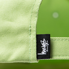 Кепка Stussy Stock Low Pro Lime фото- 3