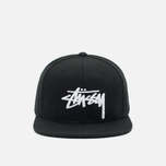 Кепка Stussy Stock SP16 Black фото- 0