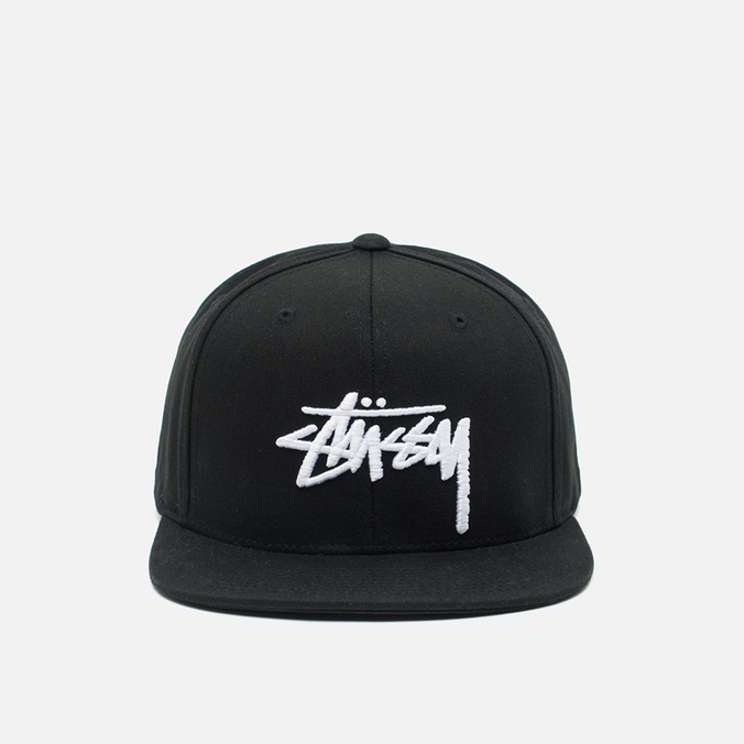 Кепка Stussy Stock SP16 Black