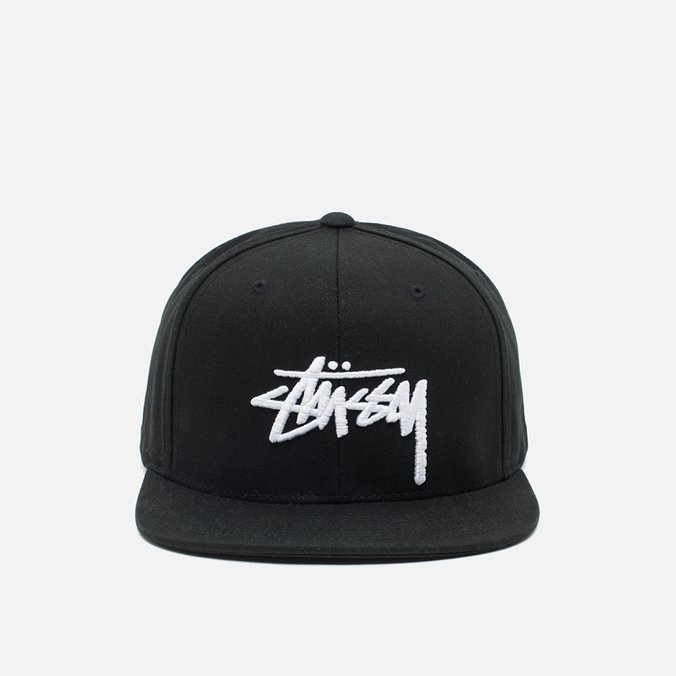 Stussy Stock SP16 Cap Black