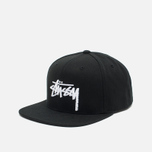 Stussy Stock SP16 Cap Black photo- 1