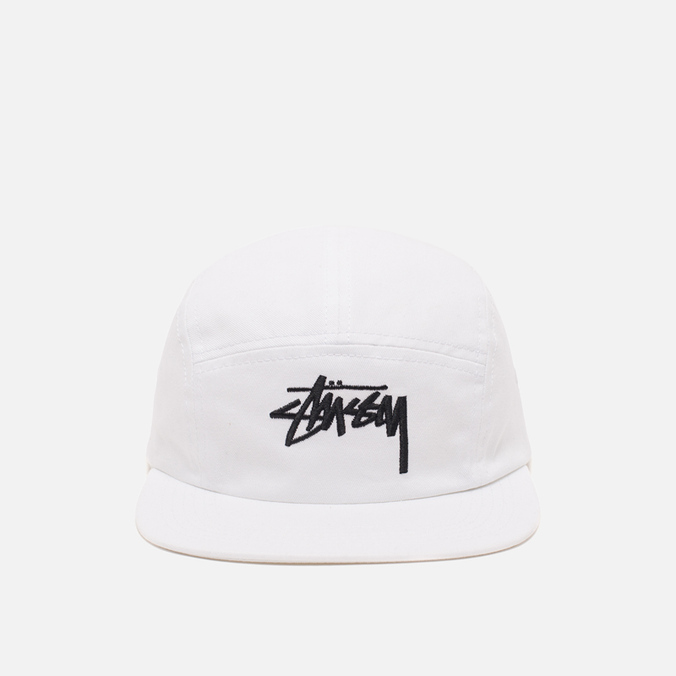 Кепка Stussy Stock SP16 Camp White