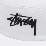 Кепка Stussy Stock SP16 Camp White фото- 3