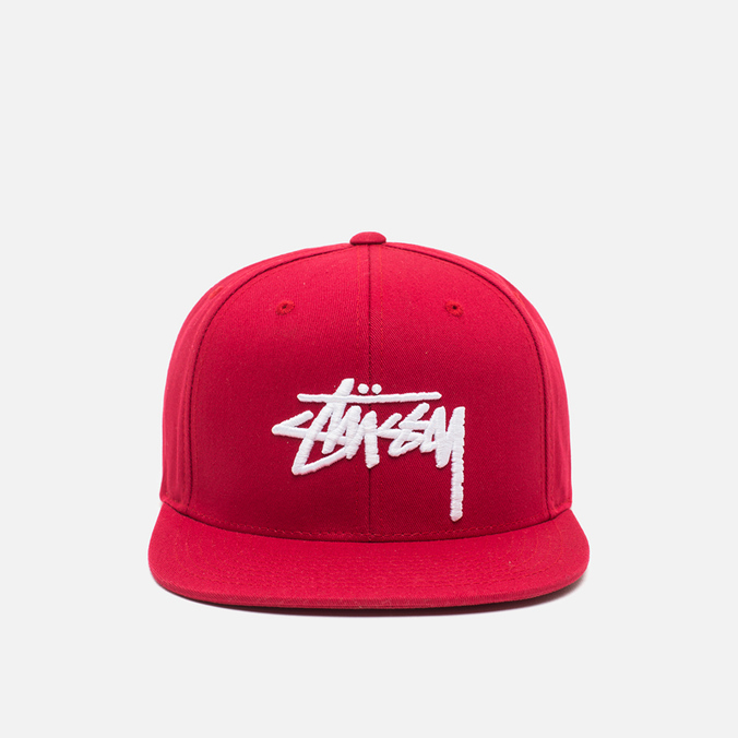 Кепка Stussy Stock SP16 Red