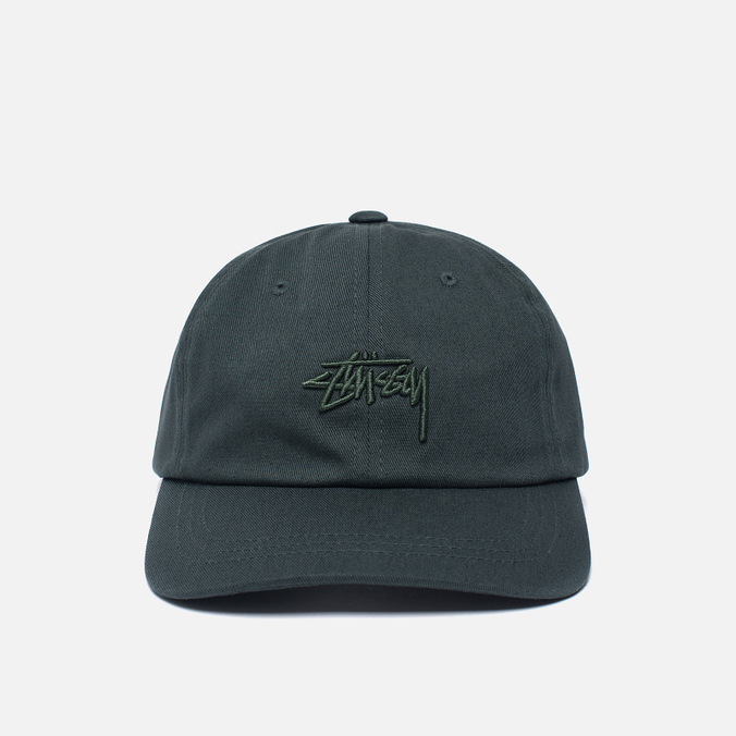 Кепка Stussy Tonal Stock Low Green