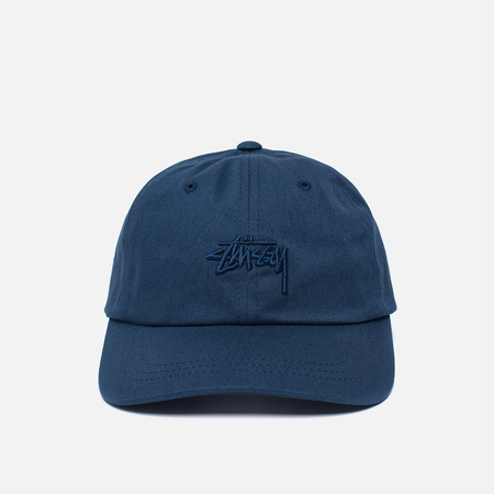 Кепка Stussy Tonal Stock Low Navy
