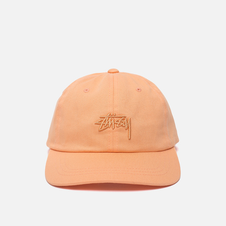 Кепка Stussy Tonal Stock Low Pink