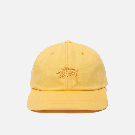 Кепка Stussy Tonal Stock Low Yellow