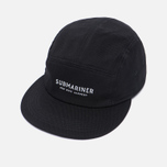 Кепка Submariner 5 Panel Reflective Print Logo Black фото- 2