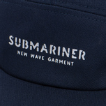 Кепка Submariner 5 Panel Reflective Print Logo Navy фото- 2