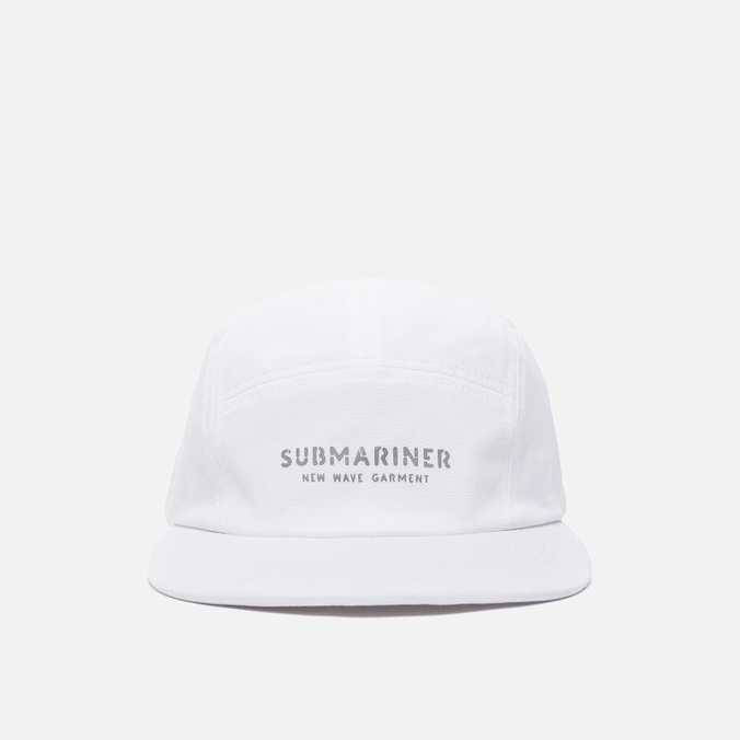 Кепка Submariner 5 Panel Reflective Print Logo White