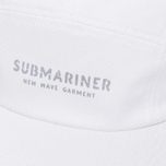 Кепка Submariner 5 Panel Reflective Print Logo White фото- 2