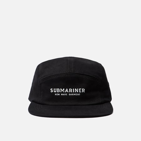 Кепка Submariner 5 Panel Night Glow Print Logo Black