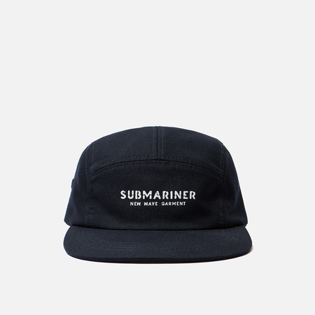 Кепка Submariner 5 Panel Night Glow Print Logo Navy
