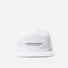 Кепка Submariner 5 Panel Print Logo White фото- 0