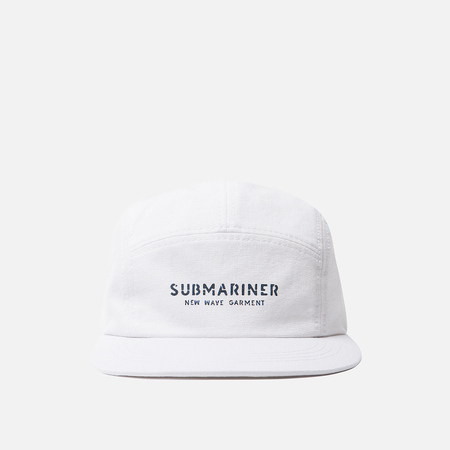 Кепка Submariner 5 Panel Print Logo White