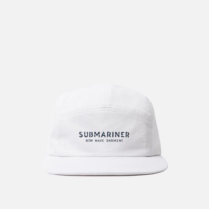 Кепка Submariner 5 Panel Print Logo White