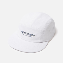 Кепка Submariner 5 Panel Print Logo White фото- 2