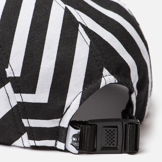 Кепка Submariner 5 Panel Razzle Dazzle Black/White