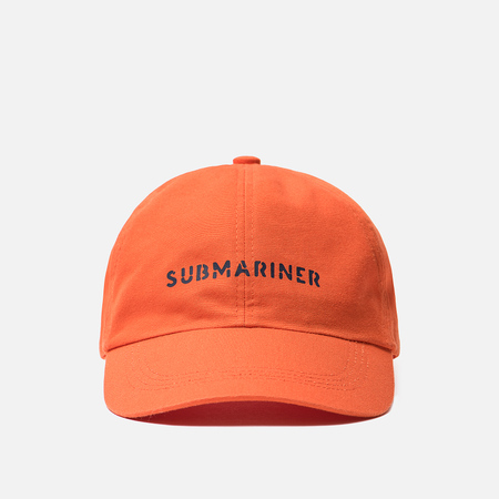 Кепка Submariner Basic Logo Print Orange