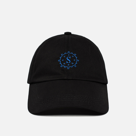 Кепка Submariner Embroidered Logo S Black/Blue