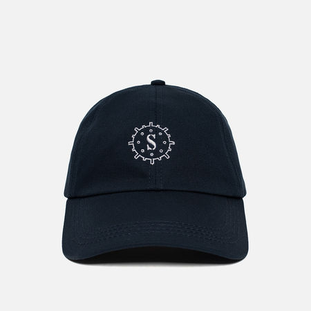 Кепка Submariner Embroidered Logo S Navy/White