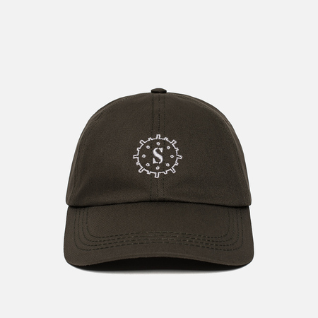 Кепка Submariner Embroidered Logo S Olive/White