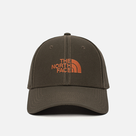 Кепка The North Face 66 Classic Weimaraner Brown/Weathered Orange