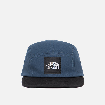 Кепка The North Face TNF Five Panel Blue Wing Teal/TNF Black