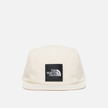 Кепка The North Face TNF Five Panel Vintage White