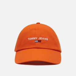 Кепка Tommy Jeans Sport Badge Flag Orange Peel