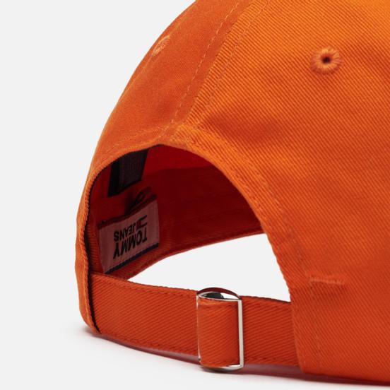 Кепка Tommy Jeans Sport Badge Flag Orange Peel