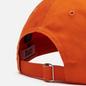 Кепка Tommy Jeans Sport Badge Flag Orange Peel фото - 3