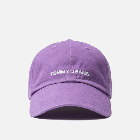Кепка Tommy Jeans Sport Hyacinth/White