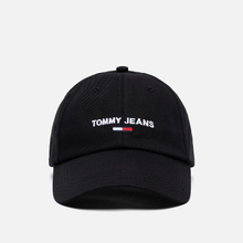 Кепка Tommy Jeans Sport Logo Embroidery Black фото- 0
