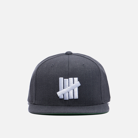 Кепка Undefeated 5 Strike HO16 Charcoal Heather
