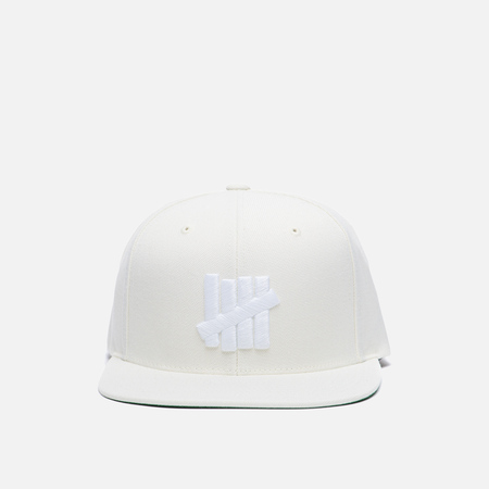 Кепка Undefeated 5 Strike HO16 Off White