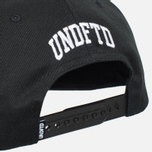 Кепка Undefeated 5 Strike SP16 Black фото- 5