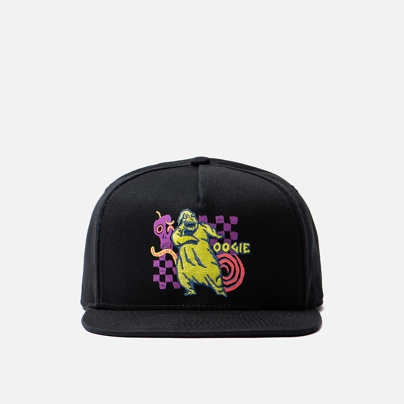 Кепка Vans x Disney The Nightmare Before Christmas Snapback Oogie Boogie Black