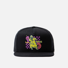 Кепка Vans x Disney The Nightmare Before Christmas Snapback Oogie Boogie Black фото- 0