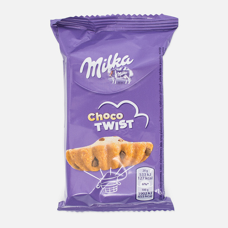 Кекс Milka Choco Twist 28g