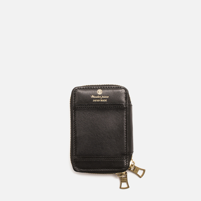 Master-Piece Flat Key Case Black