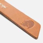 Брелок для ключей Fjallraven Ovik Leather Cognac фото- 1