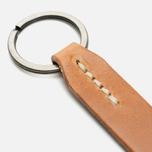 Брелок для ключей Fjallraven Ovik Leather Cognac фото- 2