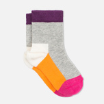 Детские носки Happy Socks 2-pack Argyle/Five Colour фото- 2