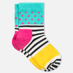 Детские носки Happy Socks 2-pack Camo Bark Dots фото- 3
