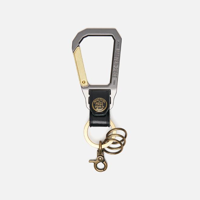 Ключница Master-piece Carabiner Black