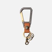 Ключница Master-piece Carabiner Camel фото- 0