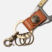 Ключница Master-piece Carabiner Camel фото- 1