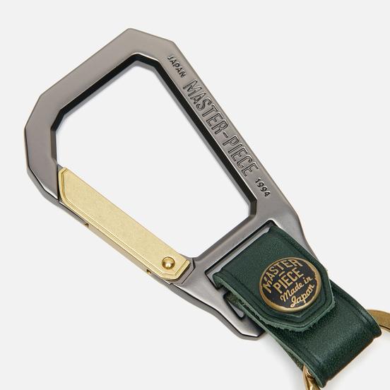 Ключница Master-piece Carabiner Green